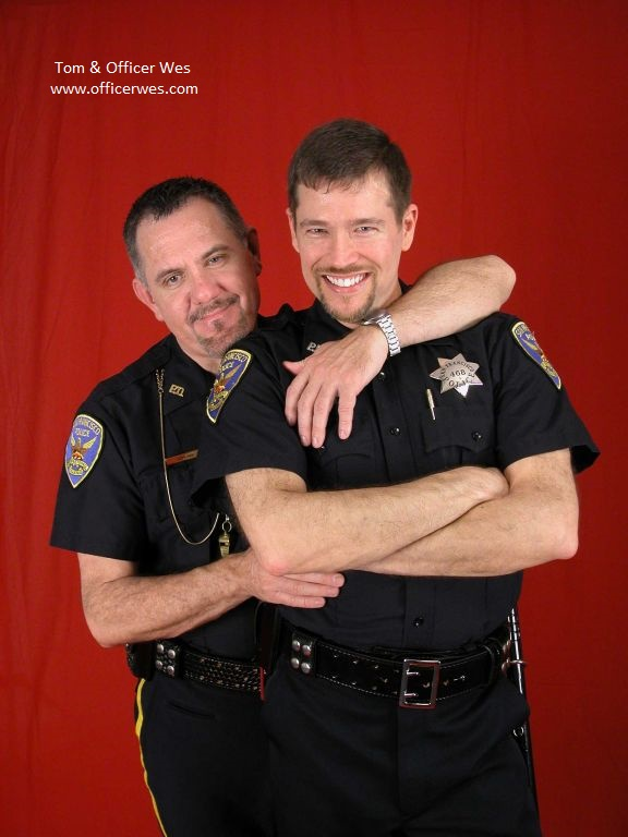 Officer Wes & Tom
